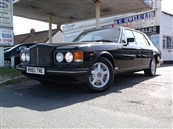 BENTLEY TURBO R LWB 6.8 SALOON, A/C, petrol, SOLD! SOLD! SOLD!