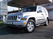 JEEP CHEROKEE 2.8 CRD SPORT 5DR 4X4, A/C, LEATHER, diesel, SOLD! SOLD! SOLD!