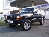 JEEP CHEROKEE 4.0 LIMITED AUTOMATIC 4X4 5DR, A/C, petrol, SOLD! SOLD! SOLD!