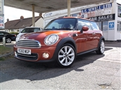 MINI COOPER 1.6 (CHILLI PACK) A/C, ELECTRIC SUN ROOF, petrol, SOLD! SOLD! SOLD!