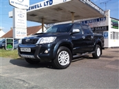 TOYOTA Hilux 3.0 D-4D INVINCIBLE 4DR CREWCAB PICKUP, A/C, diesel, SOLD! SOLD!! SOLD!!!