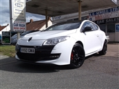 RENAULT MEGANE 2.0 RENAULTSPORT CUP 250 bhp 3DR, A/C, petrol, SOLD! SOLD! SOLD!