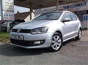 VOLKSWAGEN POLO 1.2 MATCH, 5DR, A/C, petrol