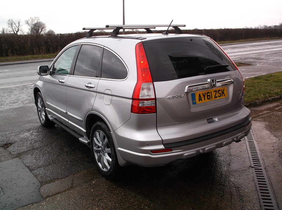 For Sale HONDA CR-V 2 2i - DTEC EX AUTOMATIC 5DR, A/C, diesel