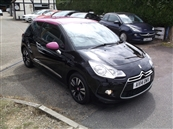 CITROEN DS3 1.6e-HDi AIRDREAM D STYLE PINK EDT 3DR, A/C, diesel
