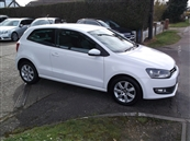 VOLKSWAGEN POLO 1.2 MATCH 3DR, A/C, BLUETOOTH, petrol