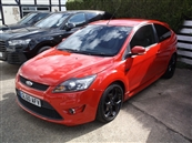 FORD FOCUS 2.5 SIV ST-3 3DR, A/C, petrol