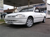 FORD ESCORT 1.6 EFi CONVERTIBLE, petrol
