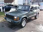 JEEP CHEROKEE 4.0 CLASSIC AUTOMATIC 4X4, A/C, petrol, SOLD! SOLD! SOLD!!!