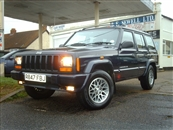 JEEP CHEROKEE 4.0 LIMITED AUTOMATIC 4X4, A/C, SOLD! SOLD!! SOLD!!!
