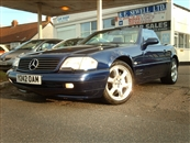 MERCEDES SL 320 LTD EDT CONVERTIBLE AUTO, SOLD! SOLD!! SOLD!!!