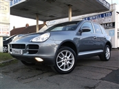 PORSCHE CAYENNE 3.2 S 4X4 AUTO/TIP, A/C, petrol, SOLD! SOLD!! SOLD!!!